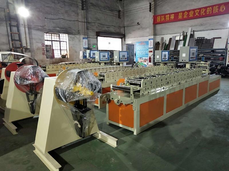 南海华海誉:轻钢龙骨机制造商应规划总体方向和细节